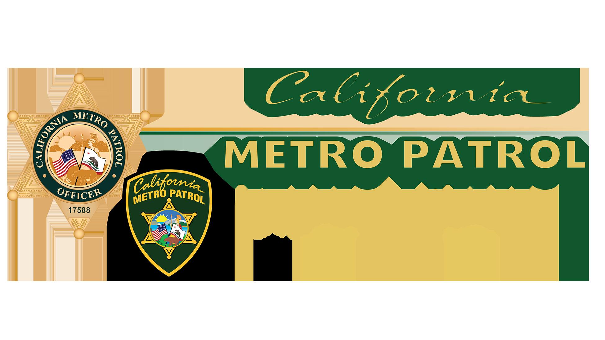 California Metro Patrol